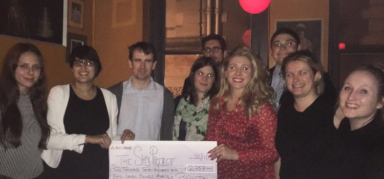Great donation from Bristol Junior Lawyers!