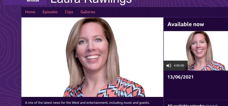 Laura Rawlings - BBC Radio Bristol